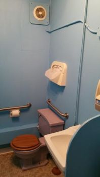 after toilet